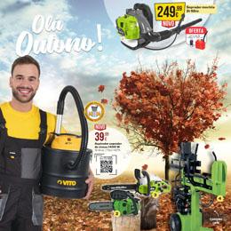 <p>Olá Outono! apresenta a campanha de produtos da Xavier de Freitas, para o Outono de 2018. Campanha válida de 8 de Novembro a 31 de Dezembro de 2018.</p>